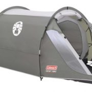 Coleman-Coastline-2-Compact-Tent-GreenGrey-Two-Person-0-0