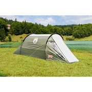 Coleman-Coastline-2-Compact-Tent-GreenGrey-Two-Person-0-5