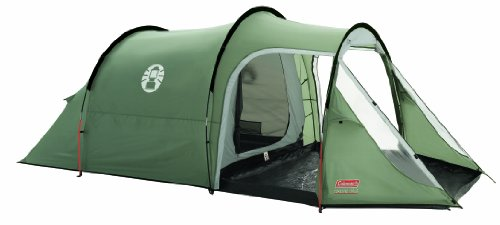 Coleman-Coastline-3-Plus-Three-Person-Tent-GreenGrey-  sc 1 st  Rock and Mountain & Coleman Coastline 3 Plus Three Person Tent - Green/Grey - Rock and ...