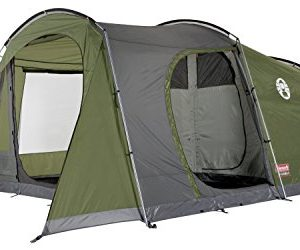 Coleman-Da-Gama-5-Tunnel-Tent-Green-Five-Person-0