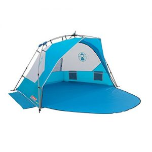 Coleman-Instant-Sundome-Beach-Shelter-Blue-0