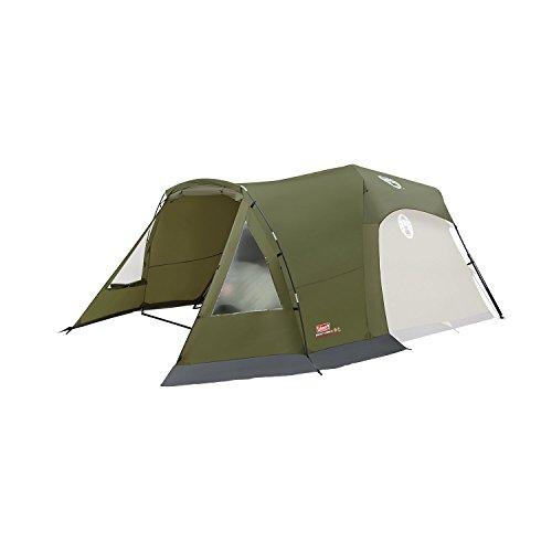 Coleman Instant Tourer Front Extension u2013 Green  sc 1 st  Rock and Mountain & Vango Padstow 500 Tent Herbal + Footprint Groundsheet + Carpet ...