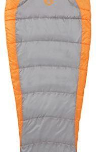 Coleman-Telluride-100-Sleeping-Bag-Orange-0