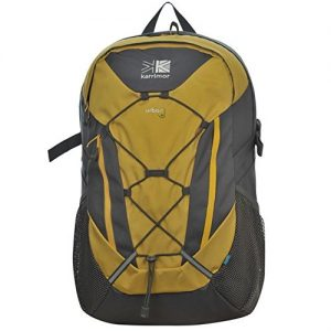KARRIMOR-RUCKSACK-BACKPACK-30-LITRE-BRIGHT-YELLOW-GREY-0