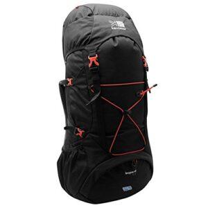 Karrimor-Leopard-655-64-Rucksack-Backpack-Trekking-Bag-Hiking-Camping-0
