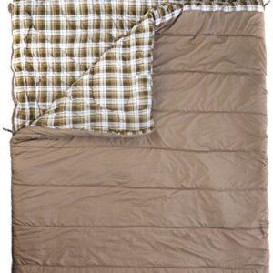 Vango-Accord-Double-Sleeping-Bag-NutmegNutmeg-Print-0