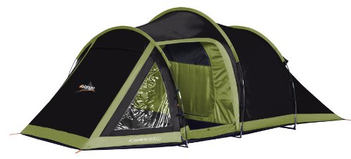 Vango Venture 450 Three Poled Tunnel Tent Black 4