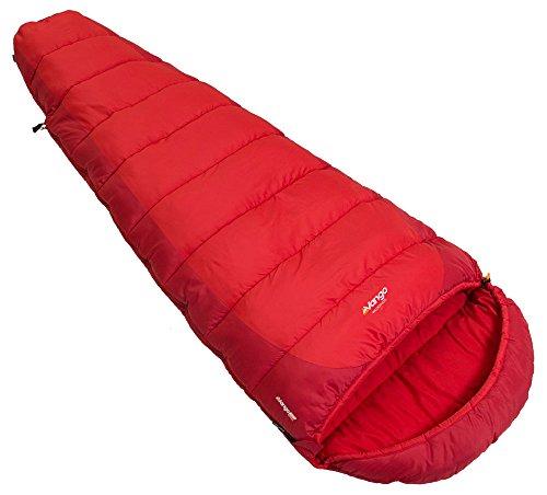 Vango-Wilderness-350-Sleeping-Bag-Volcano-Left-Zip-0