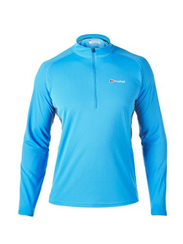 Berghaus-Mens-Long-Sleeve-Zip-Neck-Tech-T-Shirt-0