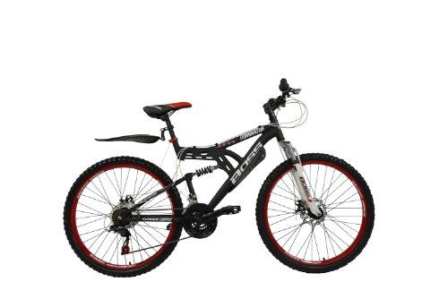 Boss-Mens-Dominator-Mountain-Bike-BlackRed-12-Years-18-Inch-26-Inch-0