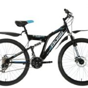 Boss-Stealth-Mens-Dual-suspension-bike-Black-26-Inch-0