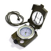 Lifetime-Warranty-GWHOLE-Hiking-Compass-Military-Sighting-Compass-with-Pouch-Lanyard-English-User-Guide-Included-0