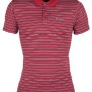 Mountain-Warehouse-Mens-Raja-Stripe-Polo-Shirt-T-Shirt-Walking-Hiking-Sports-Top-0