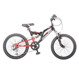 Muddyfox-Kids-Recoil20-Boys-BlackRed-20-Inch-0