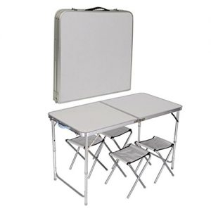 4-CHAIR-FOLDING-TABLE-SET-OUTDOOR-PICNIC-CAMPING-GARDEN-PORTABLE-KITCHEN-DINING-0