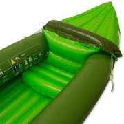 Andes-InflatableBlow-Up-Two-Person-KayakCanoe-With-Paddle-Water-Sports-0-0