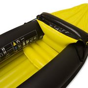 Andes-InflatableBlow-Up-Two-Person-KayakCanoe-With-Paddle-Water-Sports-0-8