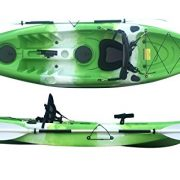 Bluefin-Single-Sit-On-Top-Fishing-Kayak-With-Rod-Holders-Storage-Hatches-Padded-Seat-Paddle-0-5