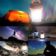 Camping-Lantern-TaoTronics-LED-Fishlight-Light-for-Hiking-Fishing-Outdoor-Adventures-Emergencies-Outages-30-lumens-Collapsible-Water-Resistant-0-6