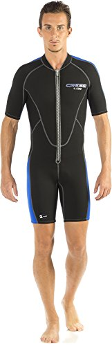 Cressi-Lido-Premium-Neoprene-Wetsuit-Shortie-Men-3mm-0
