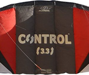 Flexifoil-17m2-24m2-33m2-Control-3-line-Kitesurf-Sport-Trainer-Kite-Including-Bar-Lines-and-Quick-Release-Safety-System-with-90-Day-Money-Back-Guarantee-By-World-Record-Power-Kite-and-Kiteboard-Design-0