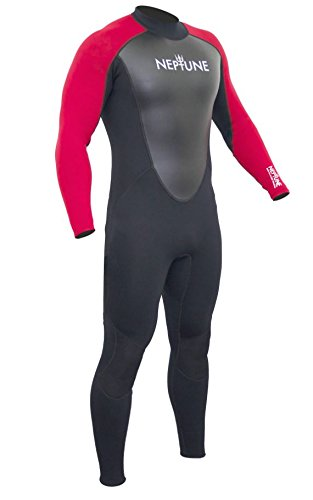 Gul-Neptune-Mens-Full-Length32mm-Wetsuit-Surfing-Sailing-Jetski-Canoe-Swimming-0