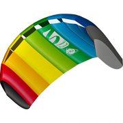 HQ-Kites-13m-Symphony-Beach-III-Rainbow-R2F-0