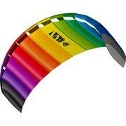 HQ-Kites-22m-Symphony-Beach-III-Rainbow-R2F-0