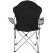 High-Back-Camping-Chair-Set-of-1-2-3-4-5-6-pcs-GreyBlack-0-4