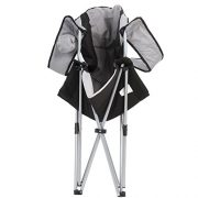 High-Back-Camping-Chair-Set-of-1-2-3-4-5-6-pcs-GreyBlack-0-5