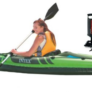 INTEX-K1-CHALLENGER-KAYAK-1-MAN-INFLATABLE-CANOE-OARS-68305-0