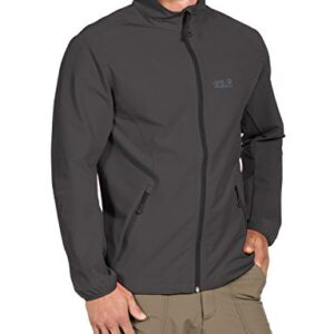 Jack-Wolfskin-Mens-Soft-Shell-Jacket-Motion-Flex-M-0