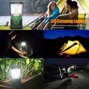 LE-500lm-LED-Lantern-9W-3-Lighting-Modes-Battery-Powered-Water-Resistant-Home-Garden-and-Camping-Lanterns-for-Hiking-Camping-Emergencies-Hurricanes-Outages-LED-Camping-Lantern-0-4