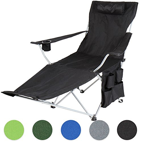 Cool Miadomodo Folding Camping Chair Outdoor Fishing Garden Festival Minimalist - folding camping chairs in a bag Elegant