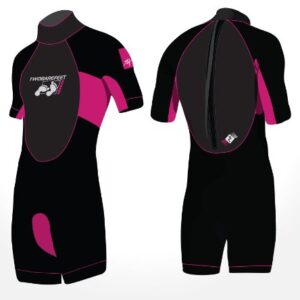 SIGNATURE-Kids-Childrens-Childs-Shorty-Wetsuit-0-1
