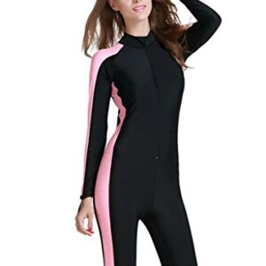 Women-Fitness-Full-Length-Wetsuit-Surfing-Suit-One-Piece-Long-Sleeve-Swimsuit-0