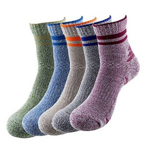 5-Pairs-Hiking-Crew-Socks-with-Ankle-Summer-Quick-Drying-For-Trekking-Backpacking-Camping-Climbing-Women-Men-UK-6-10-EUR-39-44-0