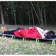 BRS-Folding-Picnic-Cot-Outdoor-Aluminium-alloy-Bed-Portable-Camping-Lounger-0-4