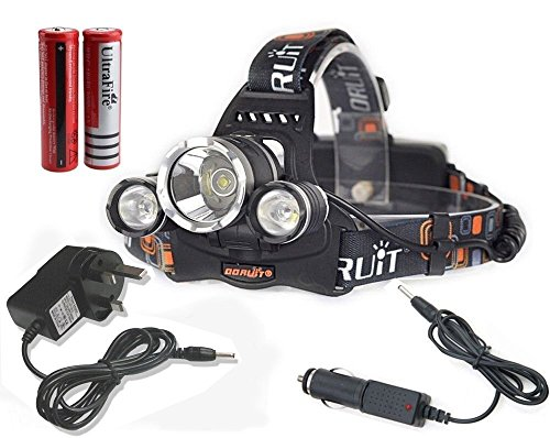 Boruit-5000Lumen-CREE-XM-L-XML-3-x-T6-LED-Headlight-Light-Headlamp-Head-Lamp-Flashlight-0