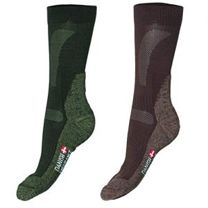 DANISH-ENDURANCE-Merino-Wool-All-Weather-Performance-Socks-Hiking-and-Trekking-Socks-for-Outdoor-Enthusiasts-For-All-Outdoor-Activities-All-Seasons-All-Year-Temperature-Controlled-Padding-and-Cushioni-0