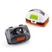 GRDE-Waterproof-Headlamp-Light-Weight-Comfortable-LED-Head-Torch-300-Lumens-Headlight-as-walking-fishing-cycling-working-Light-0