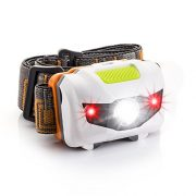 GRDE-Waterproof-Headlamp-Light-Weight-Comfortable-LED-Head-Torch-300-Lumens-Headlight-as-walking-fishing-cycling-working-Light-0-2