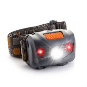 GRDE-Waterproof-Headlamp-Light-Weight-Comfortable-LED-Head-Torch-300-Lumens-Headlight-as-walking-fishing-cycling-working-Light-0-3