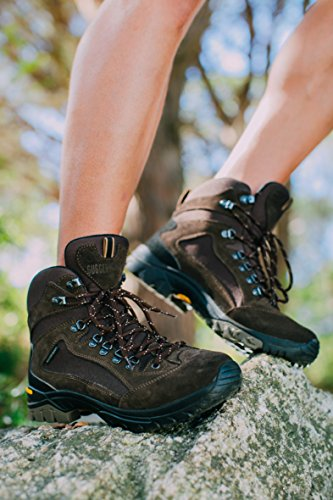 Guggen Mountain Men Hiking Boots Trekking Shoes