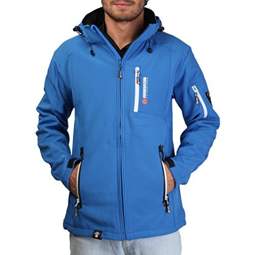 Geographical-Norway-Trimaran-Mens-Softshell-Jacket-Outdoor-Between-seasons-Jacket-0
