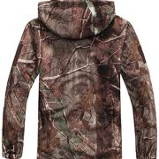 Kelmon-Mens-Outdoor-Softshell-Hooded-Tactical-Jacket-0-0