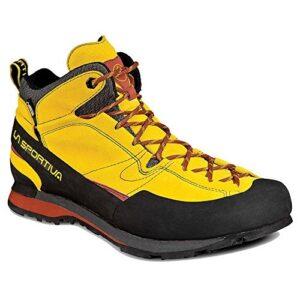 La-Sportiva-Boulder-X-Mid-GTX-Boot-Mens-Nugget-445-by-La-Sportiva-0