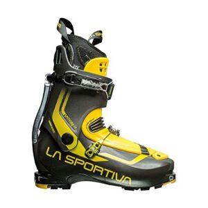La-Sportiva-Spitfire-20-Ski-Touring-Boots-BlackYellow-Size-295-0