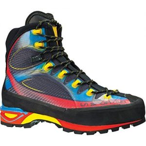 La-Sportiva-Trango-Cube-GTX-Mountaineering-Boot-Mens-BlueRed-385-by-La-Sportiva-0