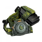 OxyLED-LED-Headlamp-Motion-Sensor-Flashlight-Headlight-with-2-Brightness-Levels-and-Strobe-Light-and-Comfortable-For-Camping-Cycling-Running-and-Hunting-0-5